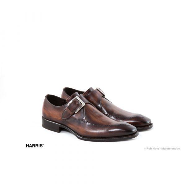 Harris bruine rundleren schoen