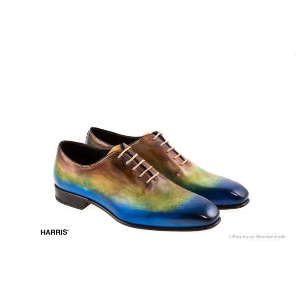Harris rundleren multicolor schoen